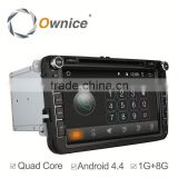Ownice c180 quad core Android 5.1 gps navi car dvd For volkswagen polo golf built in Wifi Bluttooth