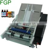 Semi-automatic Wet glue Labeling Machine for glass bottle /plastic bottle/ labeling machine