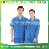 Customized your own design safety work wear factory wear high quality worker uniform