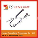 China Yuancheng good quality automobile Benz heavy duty u bolt
