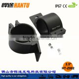 Aluminum bracket for auto car bumper clap bracket 2inch,2.5inch ,3inch bracket with rubber padding Model: HT-Z003 2""