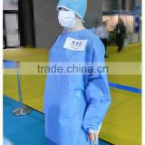 2015 new product, disposable sterile medical surgical gown.