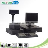 NT-S350 economical Seperated POS Terminal system for Restaurant/Retails/jewelry/catering