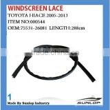 toyota hiace windscreen lace 75531-26081
