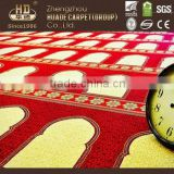 Factory manufacture various best price adult paly equipment printed mosque prayer carpet