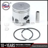 Performance 48MM 10MM Piston Ring kit for 70CC Jog 50 50CC RR LC Kazuma MALOSSI IRON ATV Go Kart Buggy