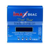 IMAX B6 AC B6AC B6 pro 3S 4S 5S RC Lipo/NiMH Battery 80W Digital Balance Charger For RC Model Nimh Battery Balancing Charger