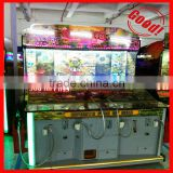 spurts fire of gun shooting arcade game machine 3 in 1 hunds up game machine