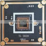 High Definetion 1/3'' CMOS-3039 800TVL CCTV Analog Camera Module