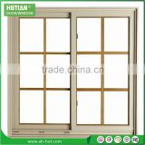 Small pvc Sliding Basement Window sliding folding window plastic cheap grill Sliding windows