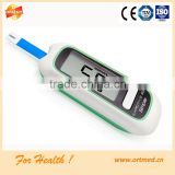 blood glucose test meter with free strips 10pcs
