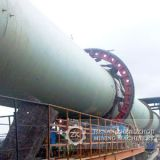 Small Rotary Kiln for Calcined Dolomite
