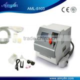 Skin Whitening One Handle 5 Filters Ipl Skin Treatment Shrink Trichopore Hair Removal IPL Device Beauty Salon Machine Salon