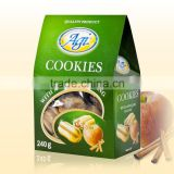 AGI COOKIES with apple jam filling 0,240 kg