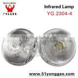 made in China explosion waterproof infrared heat lamp
