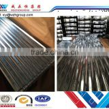 China Direct Factory Cheap Price GI/Aluzinc Corrugated Steel Sheet For metal roofing tiles to traders, importers