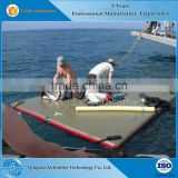 Multi-purpose DWF Floating Water Mat Inflatable Docks Pontoon