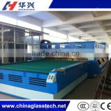 CE&CCC automatic Energy saving jet convection curved/flat tempered glass production line
