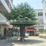 SJ2001007 Factory make huge giant large decorative fake outdoor artificial banyan ficus tree for decoration