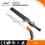 Powerful speedy cut thin light hand garden pruning wood saw from japanese saw with sheath cover