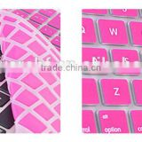 SOFT Silicone rubber Keyboard skin silicone keyboard cover