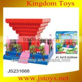 The hot selling Russian toy bricks for children