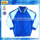 2015 Hot sale Boy's PVC Jackets waterproof apparel stocklot