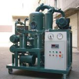 Transformer Oil Reclaiming Plant, treated oil breakdown voltage ≥70KV