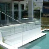 Tempered Glass Swim Pool Fence