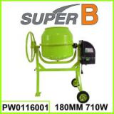 160L 700W mini concrete mixer