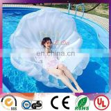 water float inflatable seashell float inflatable seashell