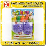 Kitchen Toy plastic fruit game kitchen game cook toy