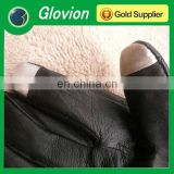 Hot Sale warm leather touch screen gloves