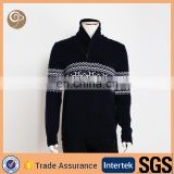 Wholesal fashion China knitting christmas cashmere pullover