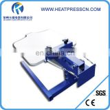 1 Color T-shirt screen press (overprinting press)