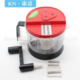 Best price hand held magic vegetable salad mini manual food chopper