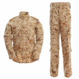camouflage tactical uniform