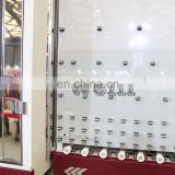 Aluminum spacer glass outside assembly flat press production line for curtain glass in China supplier