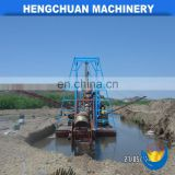 Cheap price China ISO9001-2008 bucket gold dredger for sale