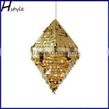 Diamond Pinata Designs For Wedding Decoration SD071                                                                         Quality Choice