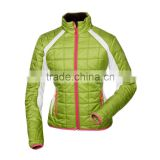 Newest design high quality ladies winter jackets one piece ski suits