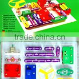 355 sets electric puzzle children educational science toy