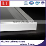 polishing anodized aluminium frame for mirror frame picture frames and kitchen cabinet door frame
