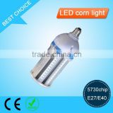 2014 Epistar5730 36w led corn lighting,E27/E40 led corn lamp for street yard,CE&RoHS Led Corn Lighting