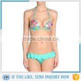 Brand new bikini swimwear high quality bra and panty sets hot sexy bra panty photos with high quality