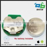 Bluetooth low energy iBeacon dialog 14850 module, BLE iBeacon module for battery life more than 5 years