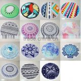 100% cotton beach towels wholesale bulk beach towel roundie                                                                         Quality Choice                                                                     Supplier's Choice