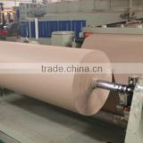 Grey board stocklot make PE coated paper,waterproof PE coating gray paper