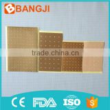 10 years experience Chinese factory OEM service medical herbal muscle pain relief patch with FDA certificate