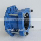 universal flange adaptor (used for DI pipe, steel pipe, PVC pipe)